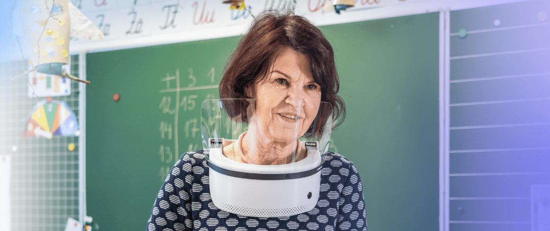 Teacher Respiray
